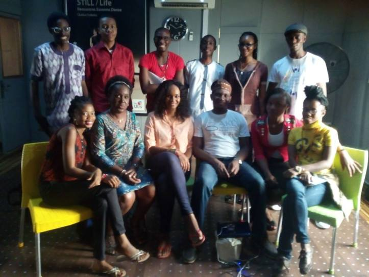 2015 Writivism Lagos brood