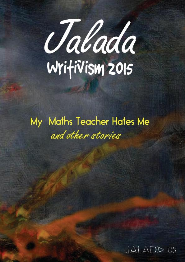 Jalada Writivism Anthology cover