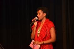 Josephine Karungi was MC