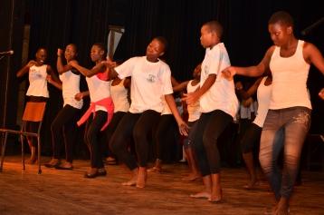 Stage adaptation of Makumbis Kintu