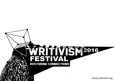 writivism festival Poster