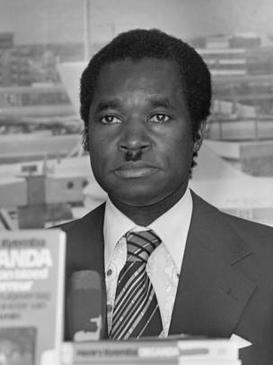 Henry Kyemba